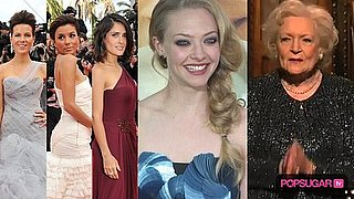 2010 Cannes Film Festival Red Carpet, Letters to Juliet Premiere, and Betty White Facebook Page