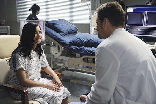 "Grey's Anatomy Recap ""Shiny Happy People"""
