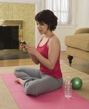 Use Twitter and Facebook to Keep Yourself Fit