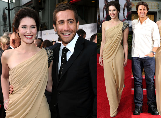 Pictures of Jake Gyllenhaal, Tom Cruise, Gemma Arterton, Nicolas Cage, Jerry Bruckheimer at LA Prince of Persia Premiere