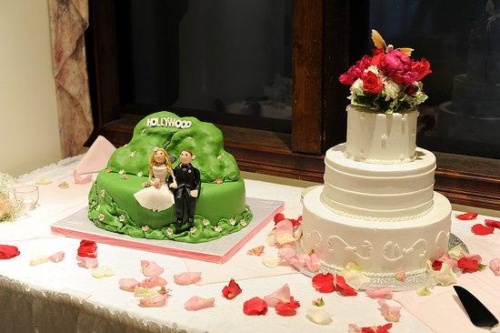 Mm, cake!