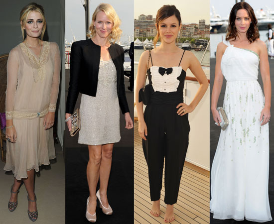 Pictures of Celebs at Cannes Film Festival Parties including Mischa Barton, Naomi Watts, Rachel Bilson, Emily Blunt Ryan Gosling 2010-05-20 02:00:00