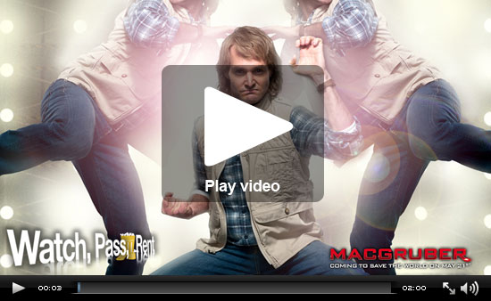 Video Review For MacGruber