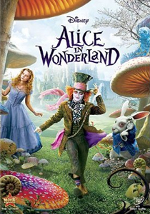 New DVD Releases for June 1, Including Alice in Wonderland and The Wolfman