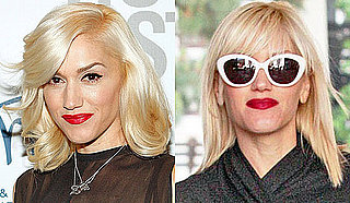 Gwen Stefani Has a New Haircut