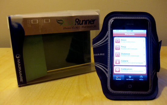 Marware Eco-Runner iPhone Armband Is Eco-Friendly