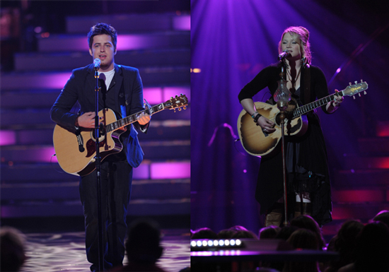 American Idol Recap of Top 2 Performances