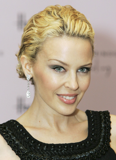 February 2007: Launching her Fragrance Darling