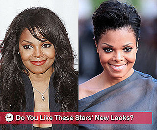 Pictures of Celebrities With Recent Hair Changes