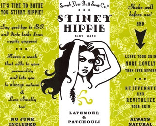 Hippie Beauty Products