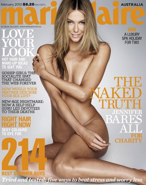 February 2010: Marie Claire