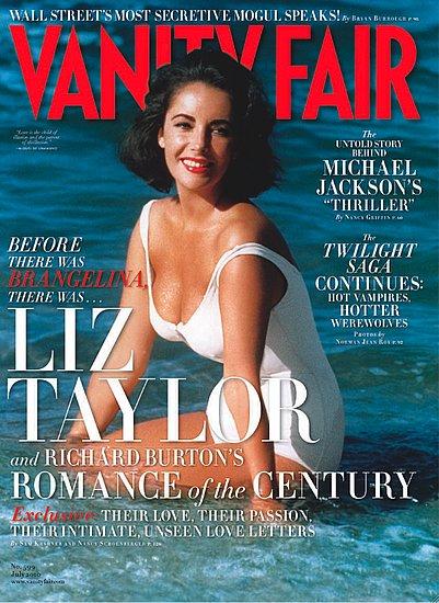 Elizabeth Taylor's Love Letters From Richard Burton in July Vanity Fair