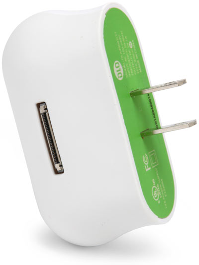 Cordless iPhone and iPod Charger