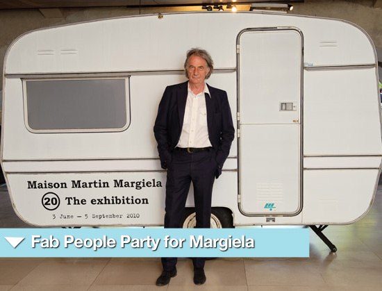 """Photos from Maison Martin Margiela """"20"""" Private View with George Lamb, Paul Smith and Daphne Guinness"""