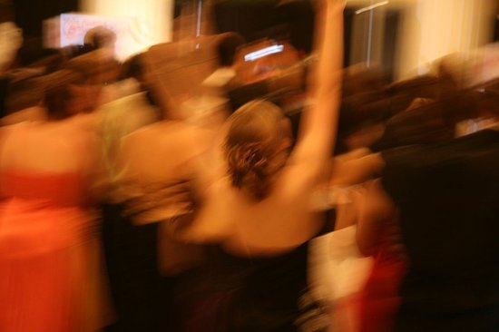 The Amoeba Dance at Proms