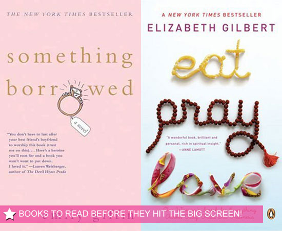 Reading List of Books Being Made Into Movies or TV Shows