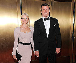 Picture Slide of Naomi Watts And Liev Schreiber Arriving at The 2010 Tony Awards