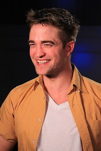 Rob's Interview With Access Hollywood + Pictures