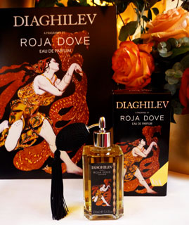 Diaghilev Fragrance From the Victoria and Albert Museum