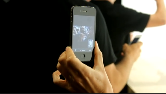 iPhone 4 FaceTime Video Calling Demo