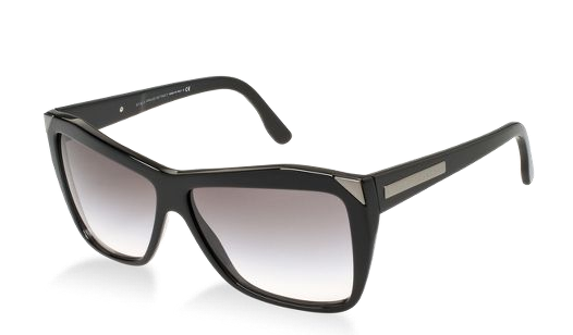 """""""Then there's Stella McCartney's take on them [Ray-Ban Wayfarers] – these are super-cool."""""""