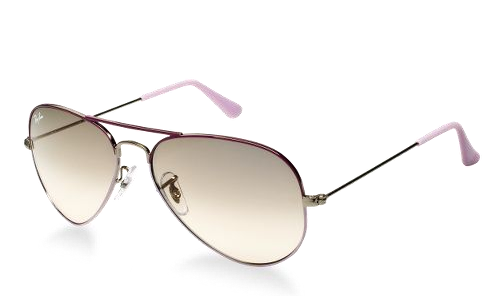 """""""I am dying to see the new Sex and the City sequel. The billboards are everywhere. Carrie Bradshaw's wearing Aviator, you know, and they're flying off the shelves already. For my money, the top three designs are the Ray-Ban originals, of course (left) . . . """""""