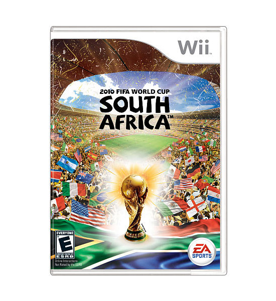 2010 FIFA World Cup: South Africa For Nintendo Wii
