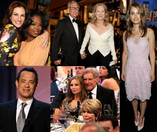 Pictures of Julia Roberts, Meryl Streep, and More Toasting Director Mike Nichols 2010-06-11 17:00:00