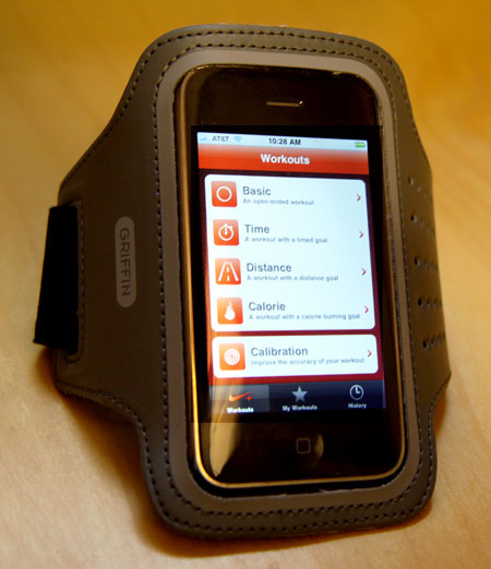 Griffin AeroSport Armband For iPhone