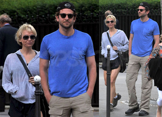 Pictures of Bradley Cooper and Renee Zellweger