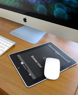 iMousePad iPad Mouse Pad