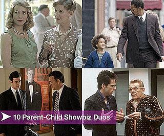 10 Famous Parent-Child Showbiz Duos