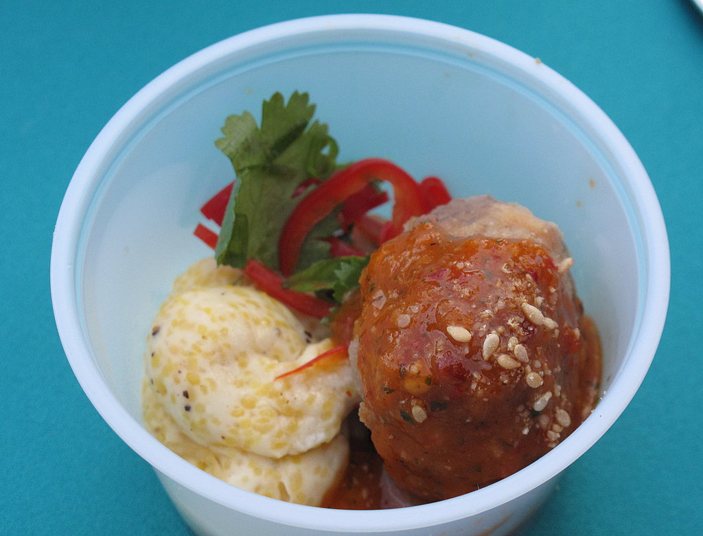 Roy Choi's Dish: Chego Meatballs