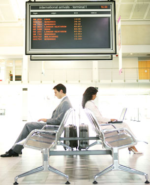 Free Airport WiFi