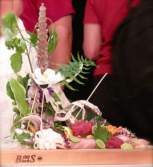Masaharu Morimoto at the 2010 Aspen Food & Wine Classic