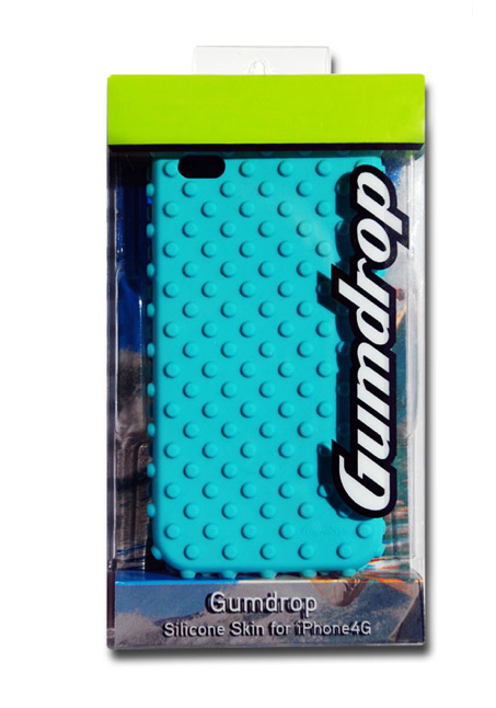 Photos of the Gumdrop Skin iPhone Case