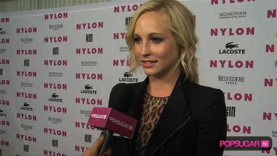 Video of The Vampire Diaries and Twilight Stars on the Red Carpet