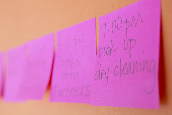 Organizing Your Work and Home Life