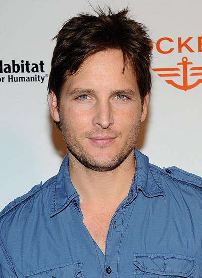 Peter Facinelli in June 2010: Dockers Khakis Make the Man Event