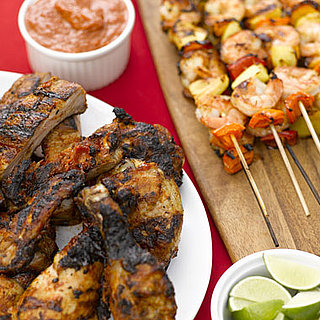 Grilled Chicken and Ribs Recipe