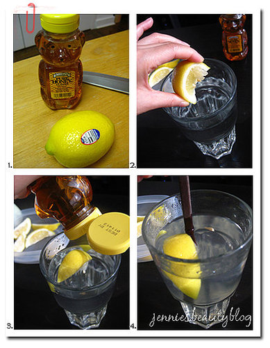 Detox your body with honey and Lemon