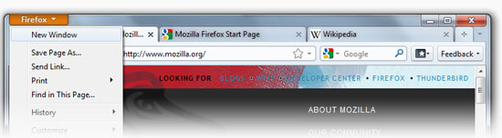 Firefox 4 Beta Released
