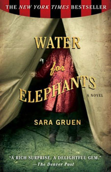 Who's Got Talking Points For Water For Elephants, Chapters 1-15?