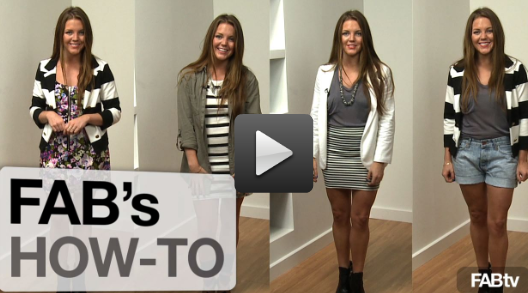 Despicable Me Junket Videos, How to Wear Stripes and More: The Best of PopSugarTV This Week!