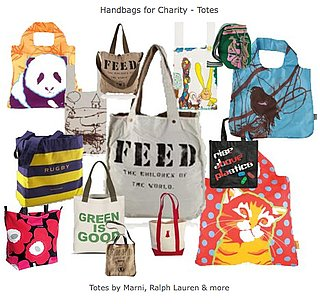 Handbags For Charity Totes