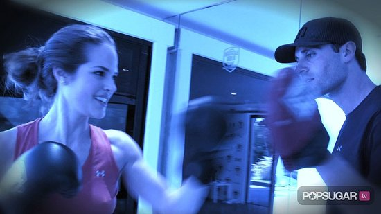 How to Get a Celebrity Workout at Home — Tips From The Hills' Personal Trainer