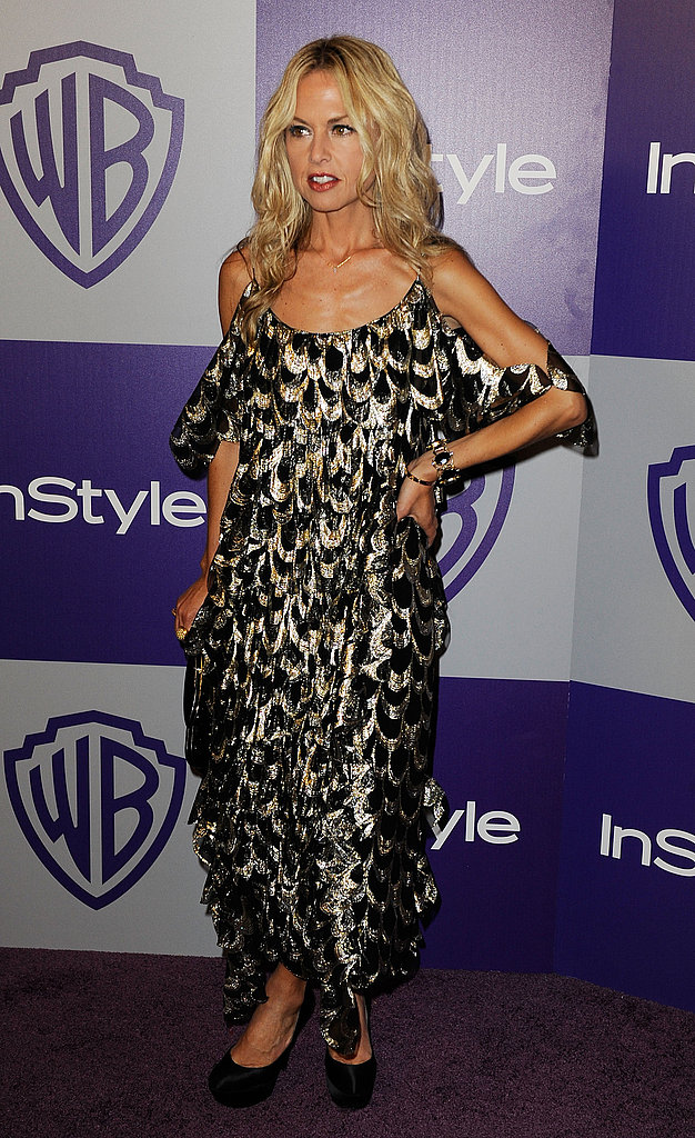 January 2010: Warner Brothers and InStyle Golden Globes After Party