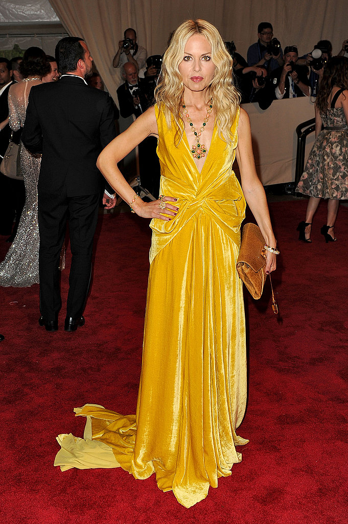 "May 2010: ""American Woman: Fashioning a National Identity"" Met Costume Institute Gala"