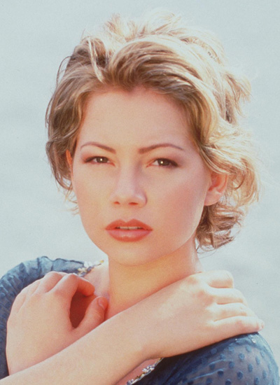 1998: As Jennifer Lindley in Dawson's Creek