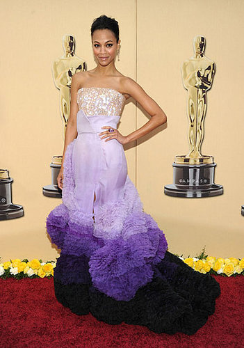 Zoe looked dreamy in Givenchy at the 2010 Oscars — did you love it or hate it?